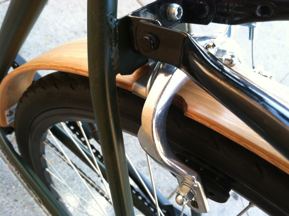 Fabrication Wooden Fenders