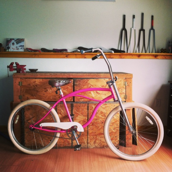custom made cruiser