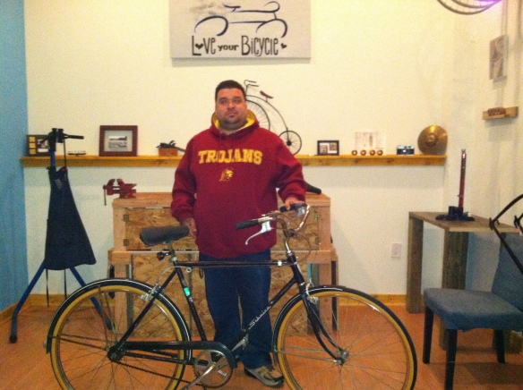 proud customer schwinn suburban 03.12