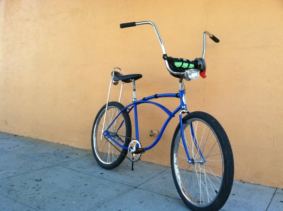 1970 Schwinn Stingray (powder coated)